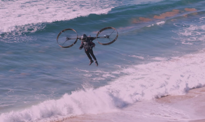 Австралийцы придумали новое средство передвижения