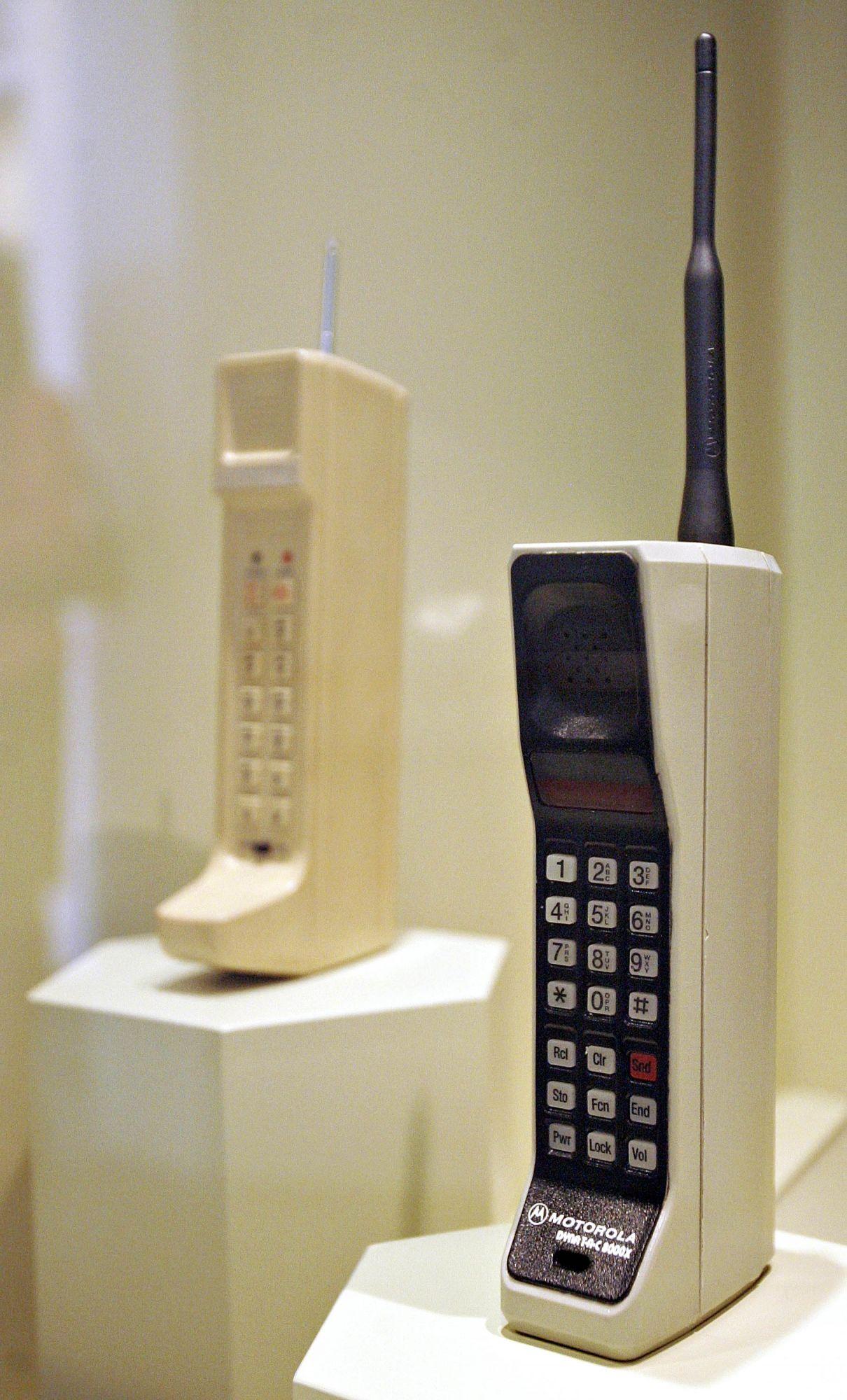 Motorola DYNA T-A-C 8000X