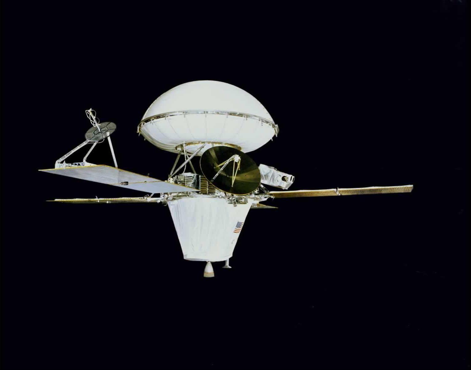 20 июля 1976 года автоматическая станция Викинг-1 села на Марс