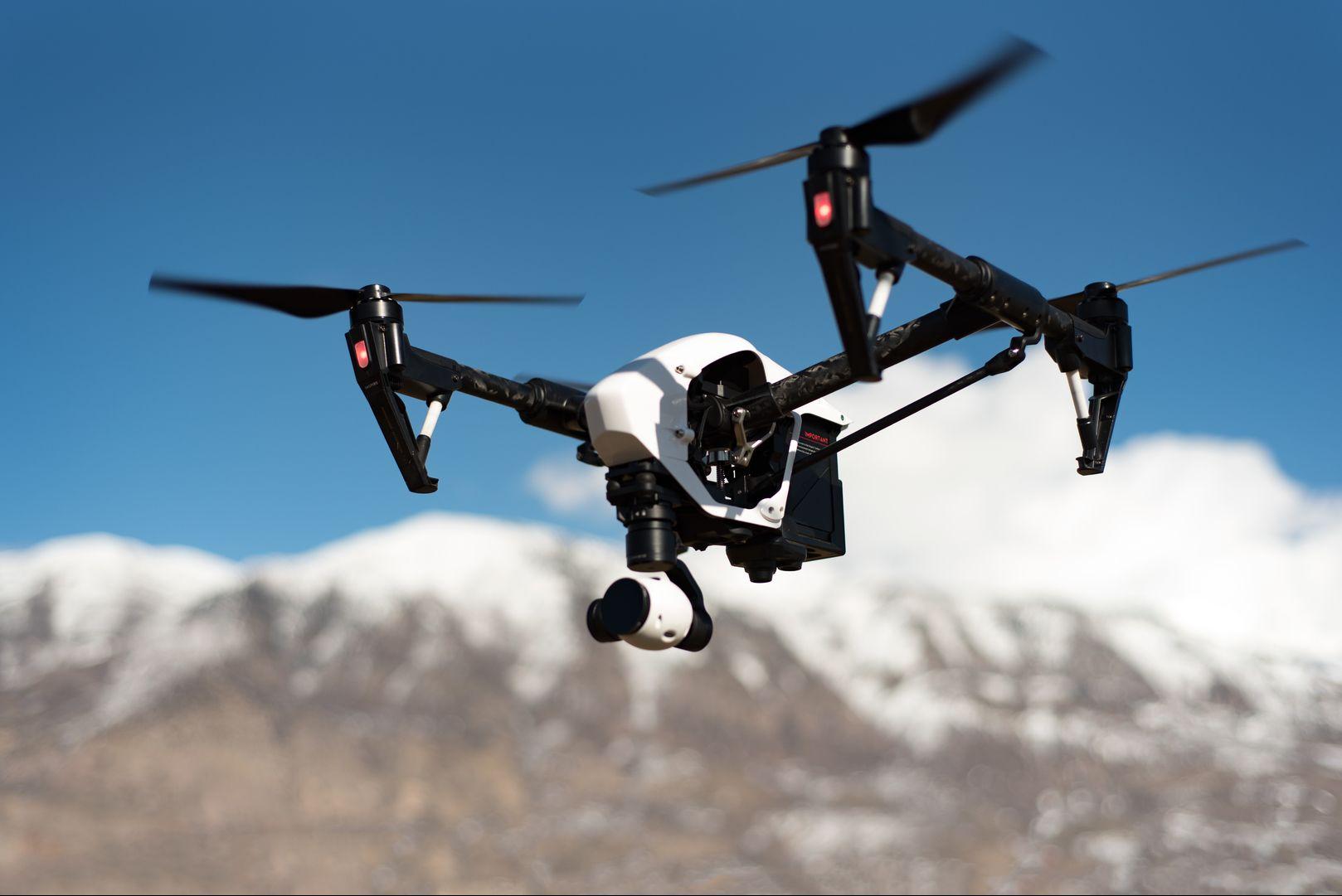 Инженеры оснастили дроны детекторами газа