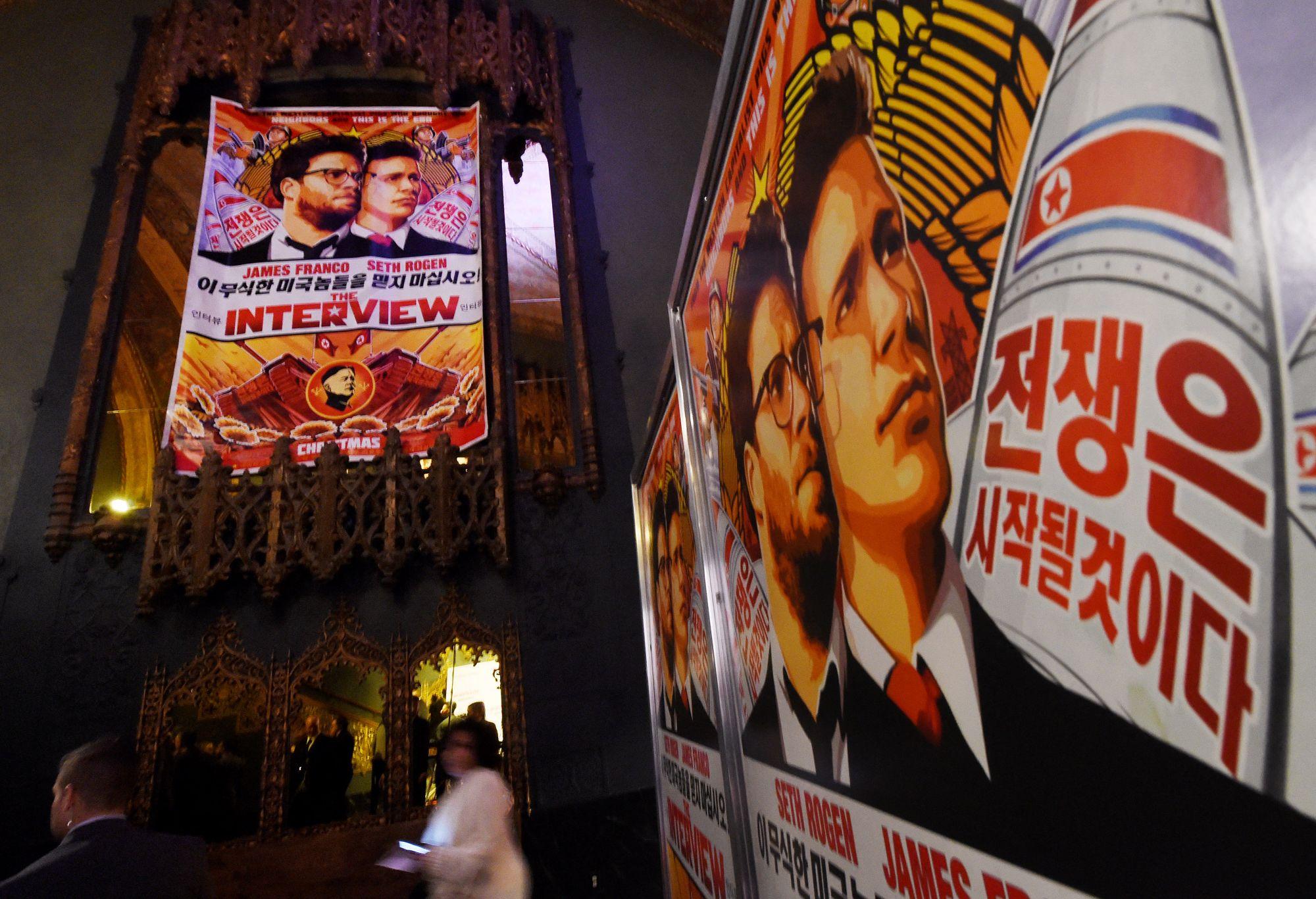 2014. США. Цель: киностудия. Компании Sony Pictures пришлось отменить премьеру фильма «Интервью», в котором показана попытка покушения на лидера Северной Кореи Ким Чен Ына. Мероприятие было сорвано из-за хакерской атаки на компьютерную сеть компании. Американские власти обвинили во взломе КНДР и ввели против страны санкции