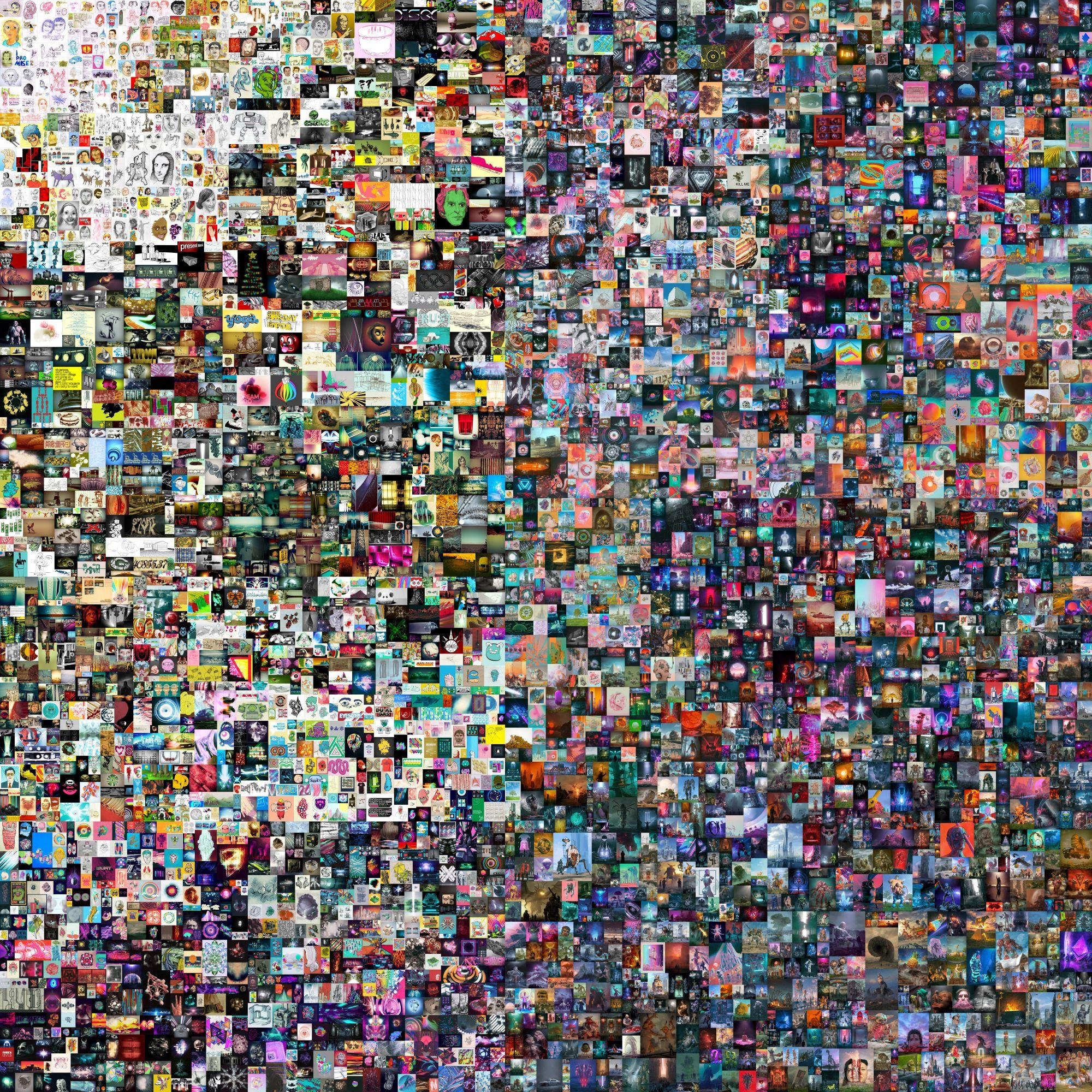 Миллионы на пикселях