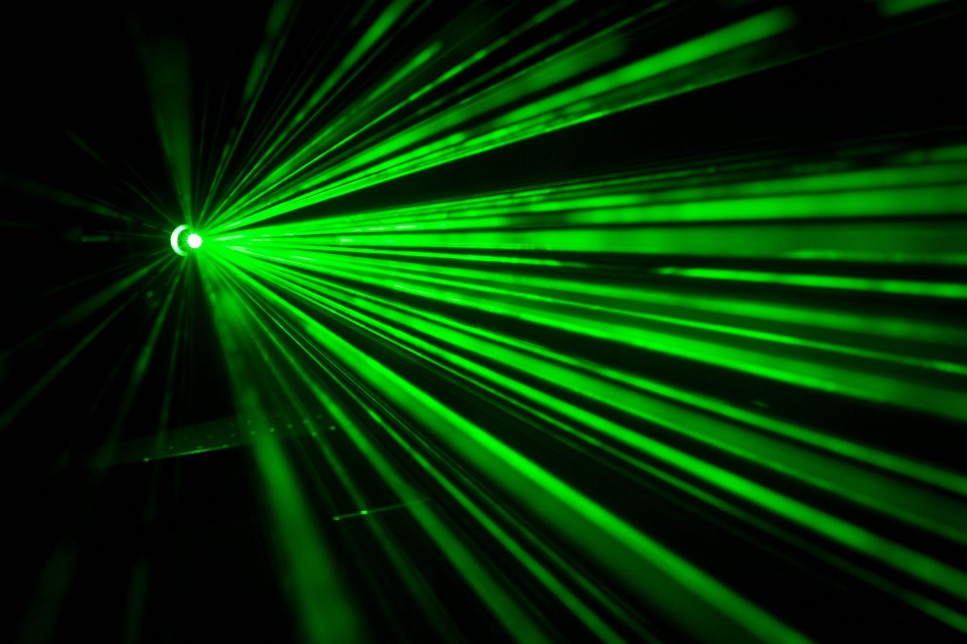 Сельскохозяйственные культуры начали облучать лазером с беспилотника