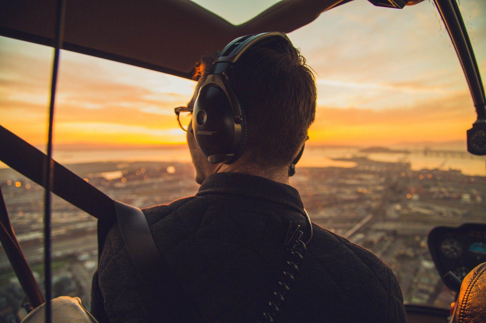 Первый пилотируемый вертолет на водородном двигателе сделают вСША