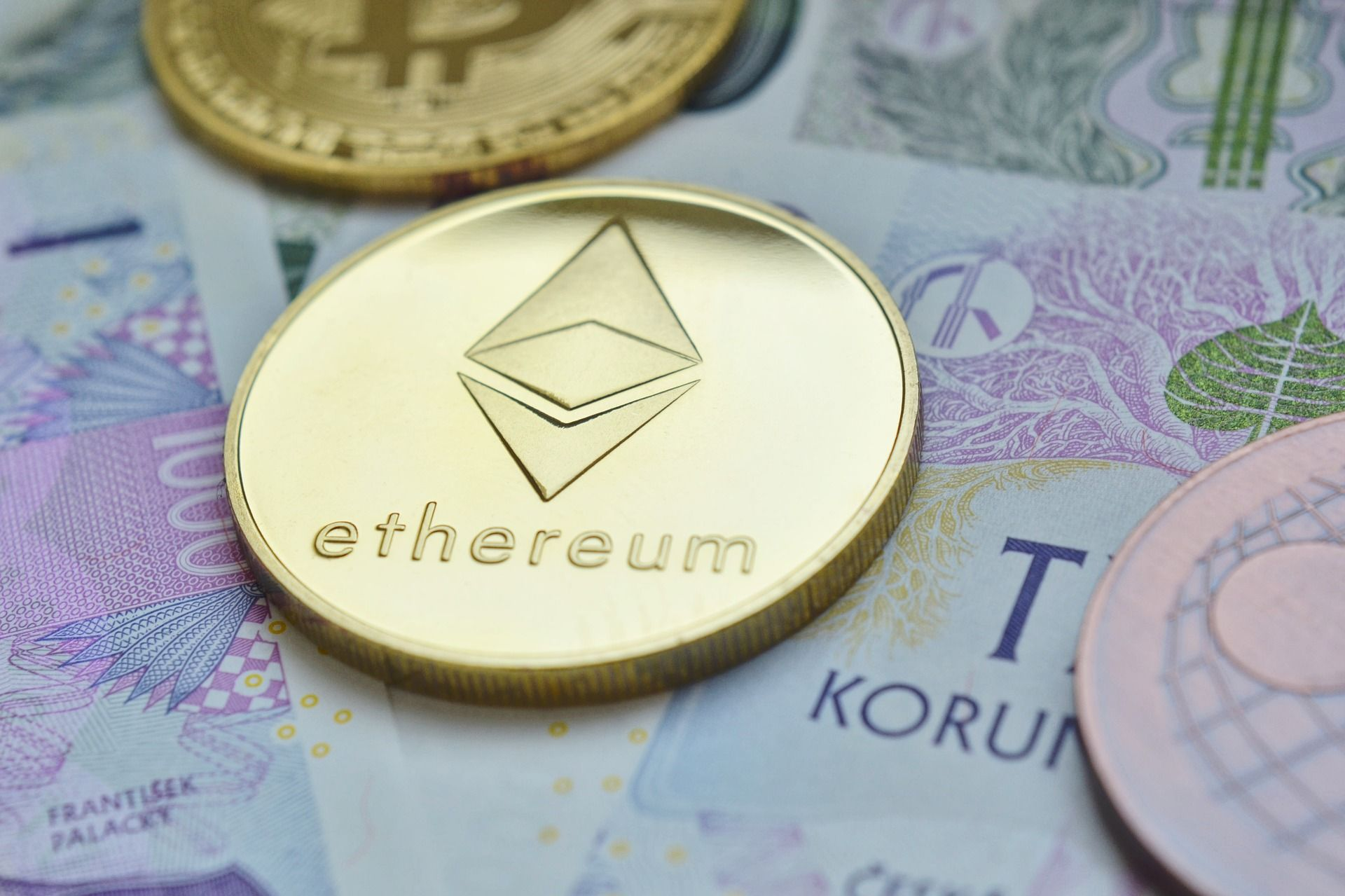 Курс криптовалюты <i>Ethereum </i>побил новый рекорд
