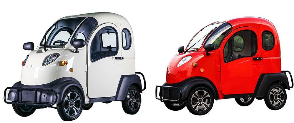 Самый дешевый электромобиль можно купить вКитае
