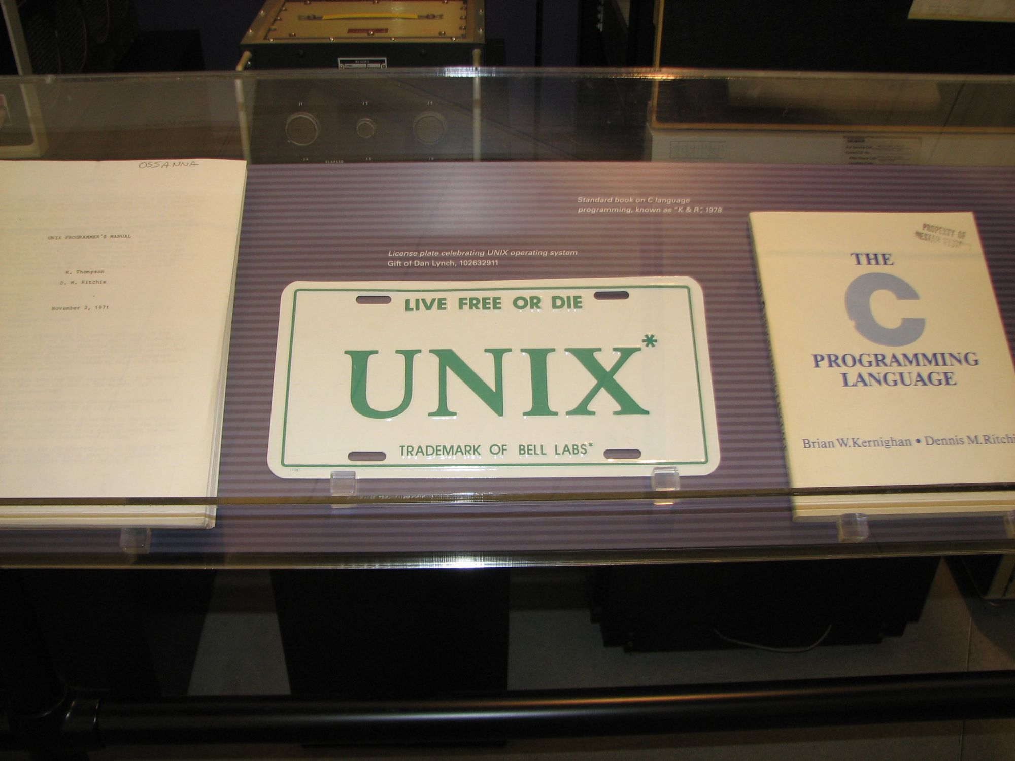 9 сентября 1941 года родился выдающийся программист Деннис Ритчи