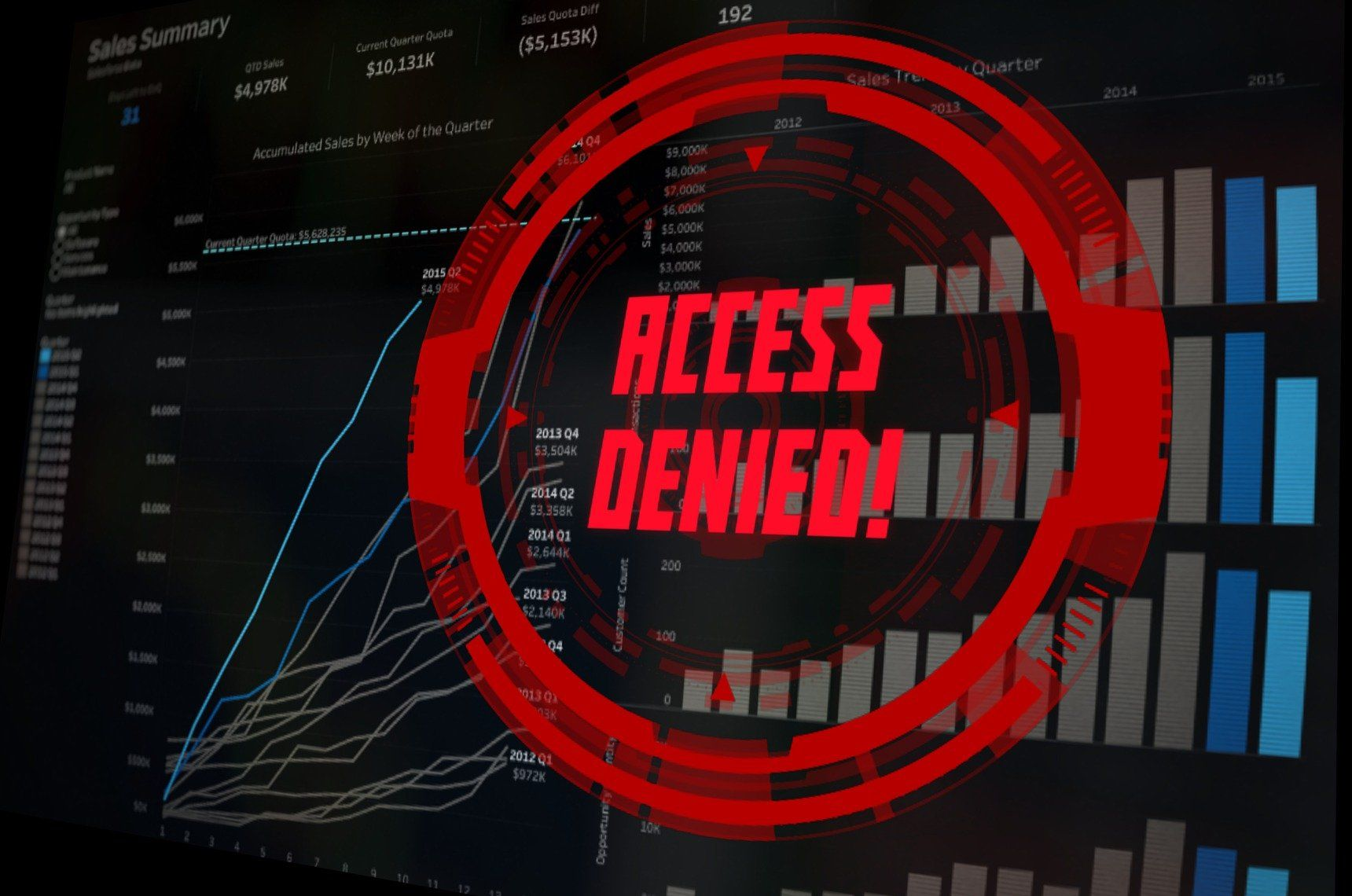 В России заблокируют современные протоколы шифрования