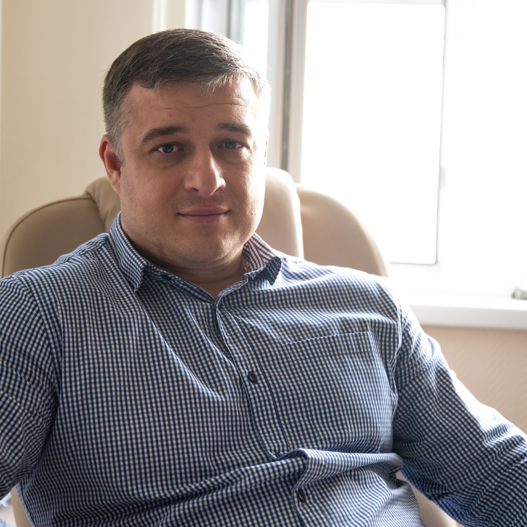 Егор Мачигин
