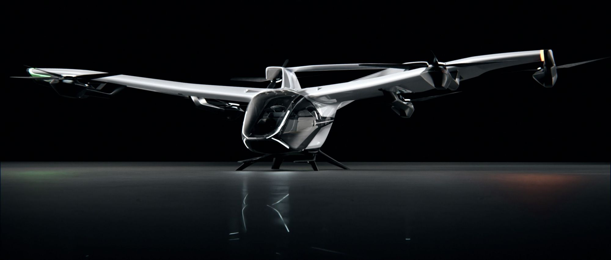 <i>Airbus </i>продемонстрировала новую модель летающего такси