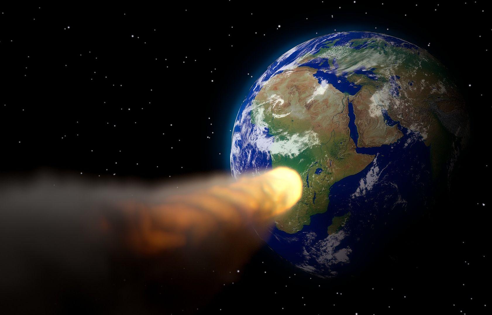 <i>N</i>А<i>SA </i>впервые попробует ударить по астероиду
